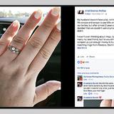 1万4千円の婚約指輪を店員に笑われ……花嫁の返答が話題に