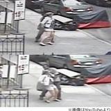 歩いている女性に迫る凶悪男、パンツの中に汚物突っ込む事件が発生。