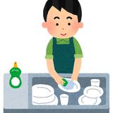 「食器用洗剤を直接スポンジにたらすのは間違い」