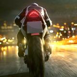 突然、高速道路でバイクが逆走! その理由に「素晴らしい!」