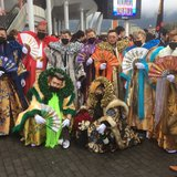 北九州の成人式に集まったヤンキーやばすぎワロタ
