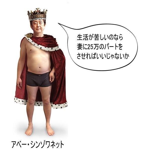 安倍昭恵夫人が安倍首相の冴えない画像を投稿 批判コメントも消さない謎:コメント7
