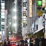 【怖すぎる】東京・歌舞伎町のビルから女性転落して死亡、巻き込まれた通行人の男性重傷