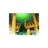 """バンコク寺院に群がる日本人観光客 """"インスタ映えスポット""""で迷惑行為連発"""
