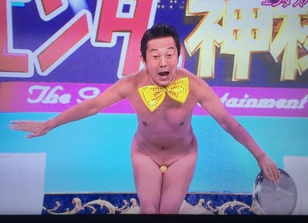 フランスの超人気番組で日本人が全裸で爆笑とる:コメント2
