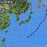 12日 北陸など 更なる大雪に警戒を