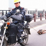 中国で犬をバイクで引きずり回す遊びが流行ってしまう