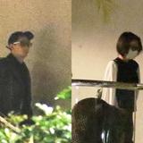浅田舞・ワンオクTaka「深夜個室スパ&お泊まり」スクープ撮