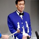 清水アキラ、良太郎氏の芸能界復帰を否定「二度と同じステージに立つことはない」