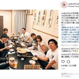 紗栄子、「中学時代に戻った気分」かつての同級生男子軍団と食事会を堪能