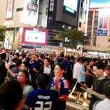 コロンビアに日本勝利で渋谷、痴漢大量発生 尻や胸触られスカート捲られ 阿吽絶叫「クズしかいない」