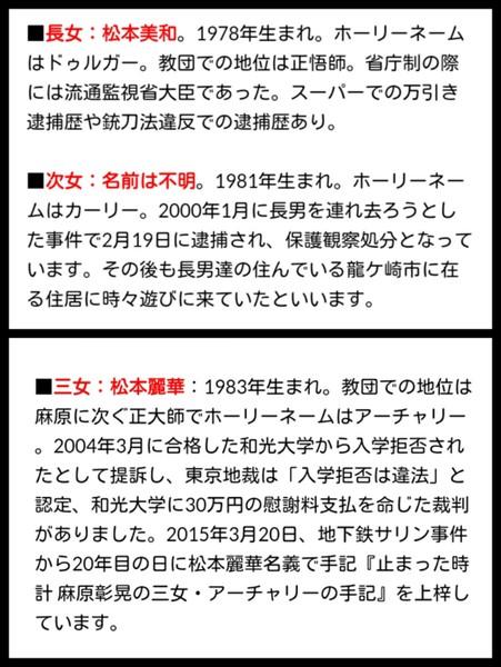 松本智津夫元死刑囚の遺骨は「海へ散骨」 四女側の代理人が明らかに:コメント26