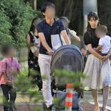 真剣交際の小倉優子、すでに「パパ」と呼ぶ関係で長男なつく