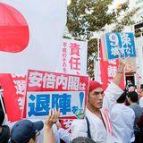 安倍首相が秋葉原で街頭演説 「辞めろ」コールが沸き起こり会場が騒然