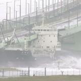 関西、台風で陥落!!